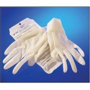 припудренные латексные перчатки