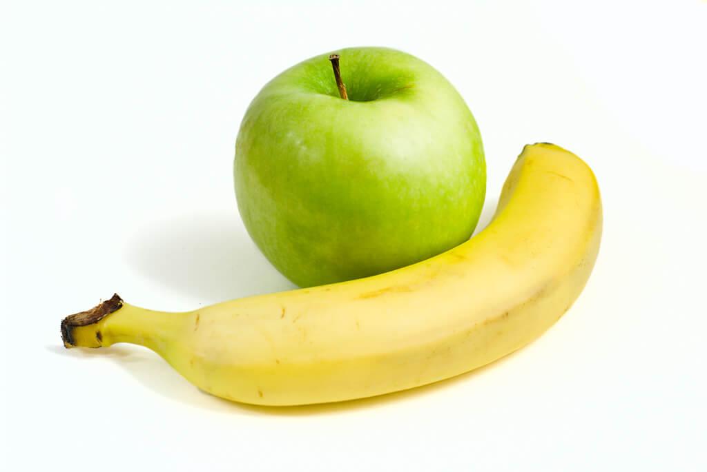 Гипоаллергенные фрукты. Банан?