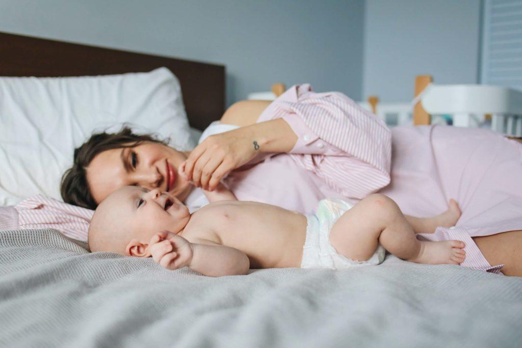 Влияние грудного вскармливания на течение аллергических болезней у детей