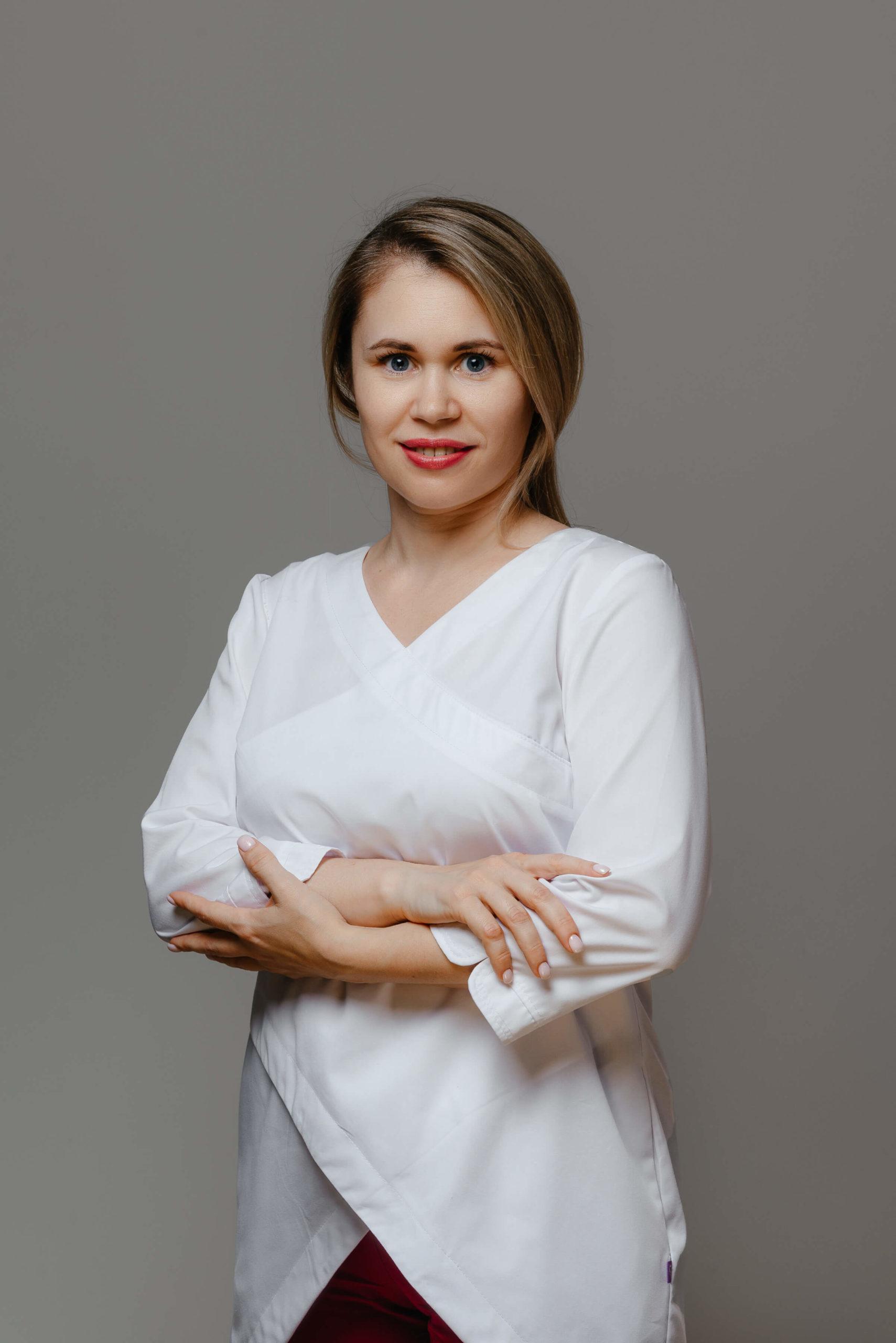 Стрекаловская Марина Николаевна